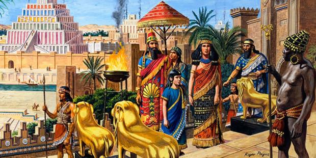 Costumes Throughout the Ancient World: Egypt, Mesopotamia ...