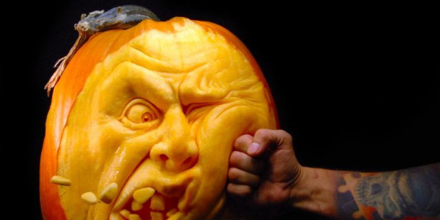 10 Awesome Pumpkin Carvings To Try This Halloween Article Cats
